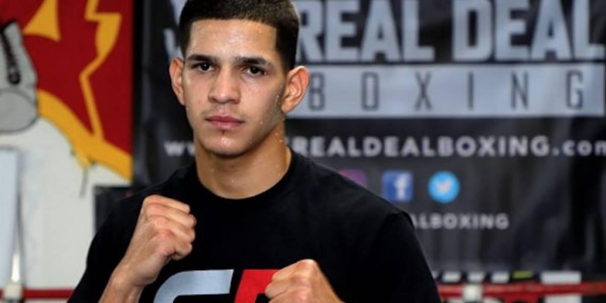 Prospecto boricua del boxeo aumenta récord con otro nocaut
