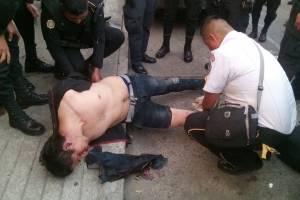 Sicario capturado por la PNC