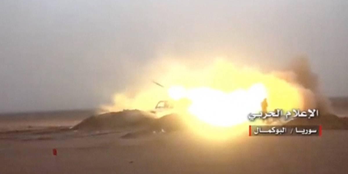 Estado Islâmico sofre derrota em última grande fortaleza na Síria