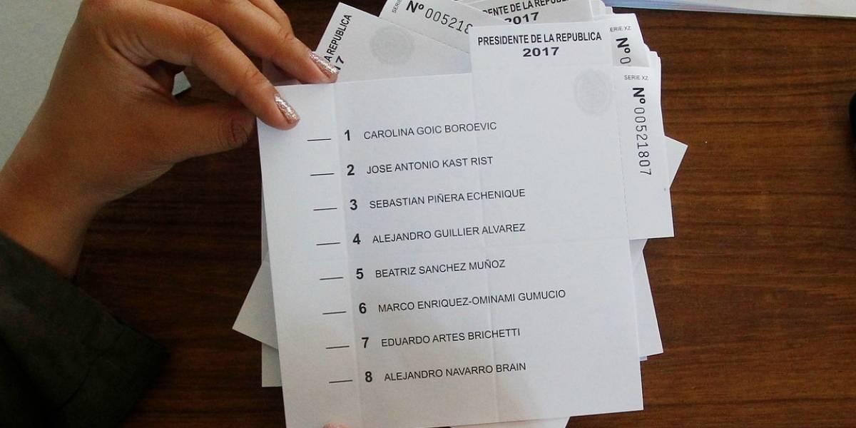 La pillaron por usar el flash: mujer fue detenida en Coronel luego de fotografiar su voto