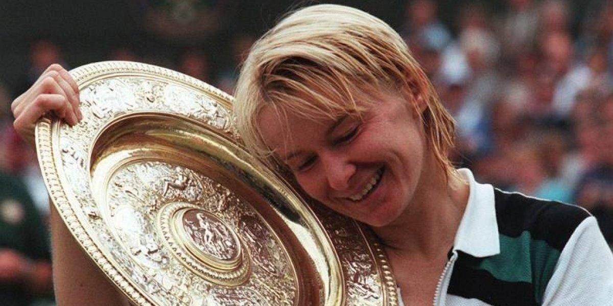Tragedia en el tenis mundial: murió la checa Jana Novotna