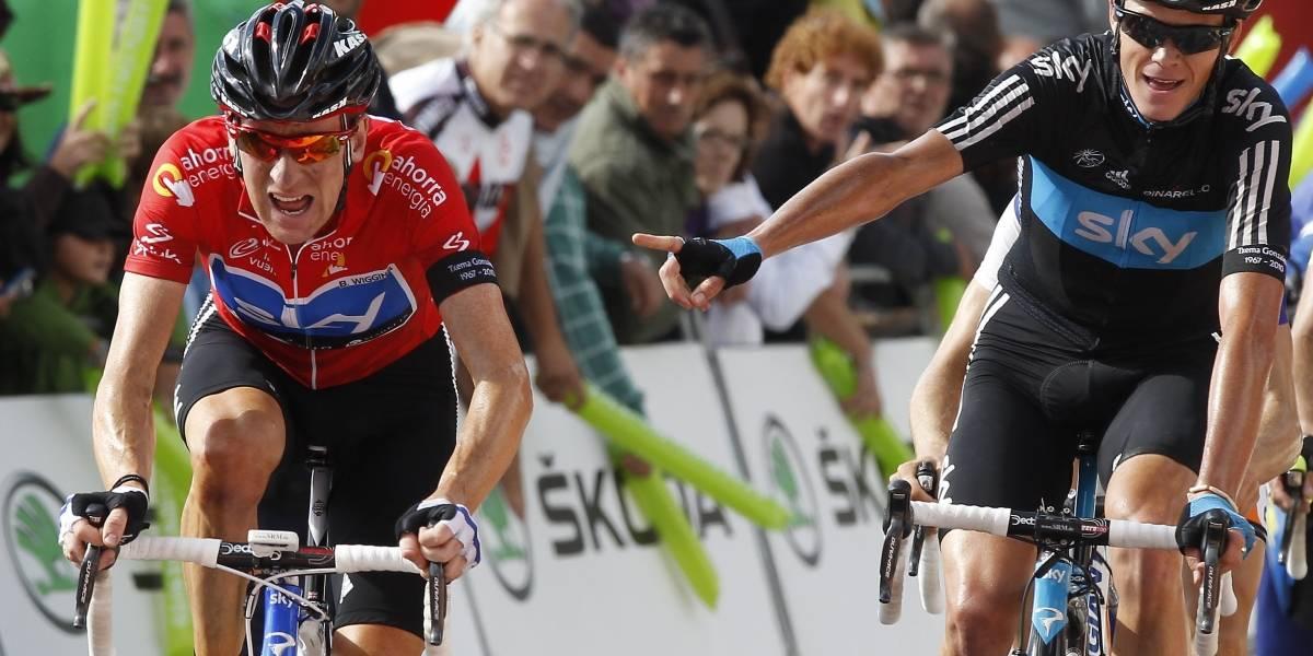 Bradley Wiggins, de ganar el Tour de Francia a competir en remo