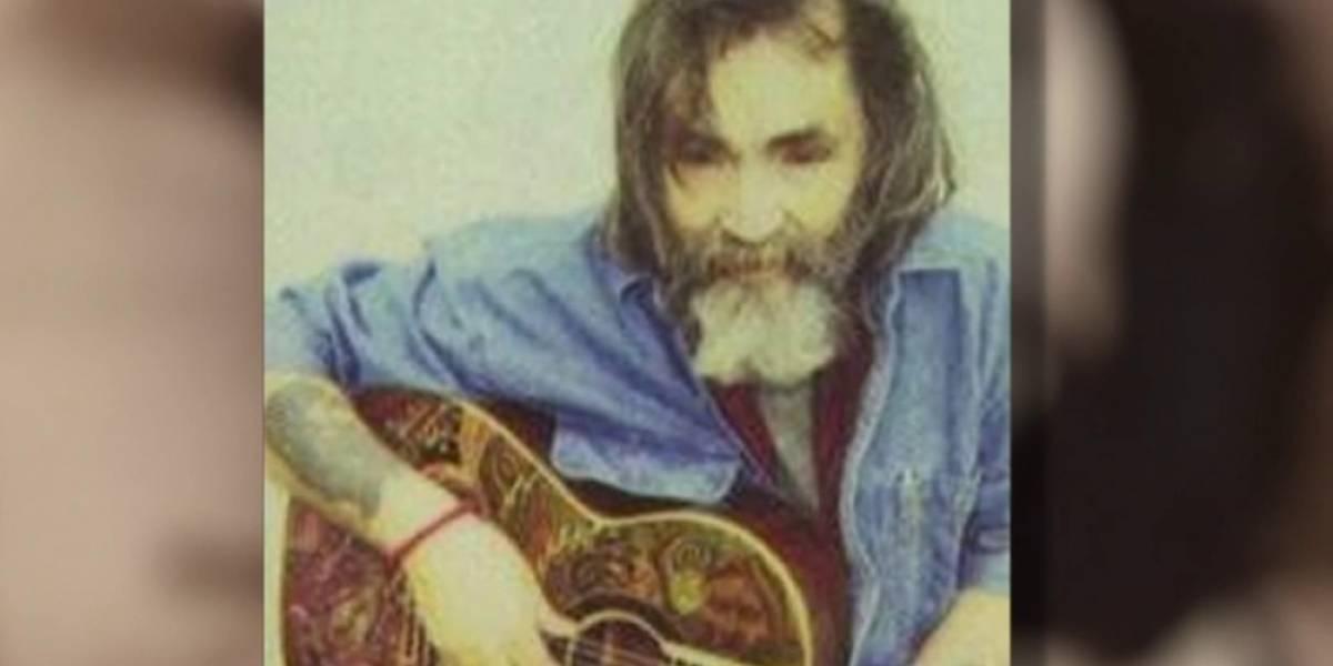 Charles Manson está internado en grave estado