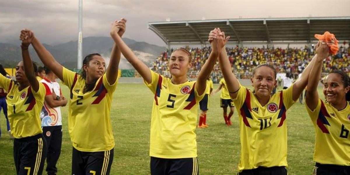 Las 'chicas superpoderosas' ganan el oro de fútbol femenino en los Bolivarianos