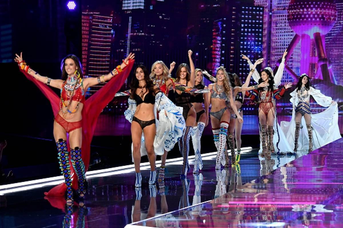 Son 14 modelos oficiales de Victoria´s Secret Getty Images
