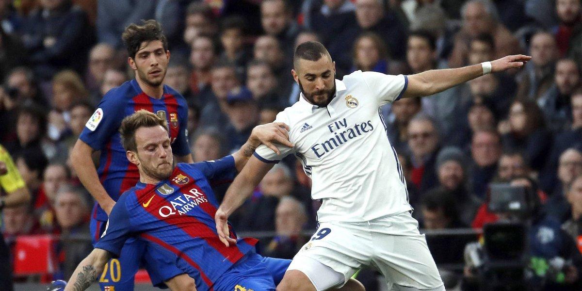 Real Madrid y Barcelona se televisarían por Facebook y no por televisión paga