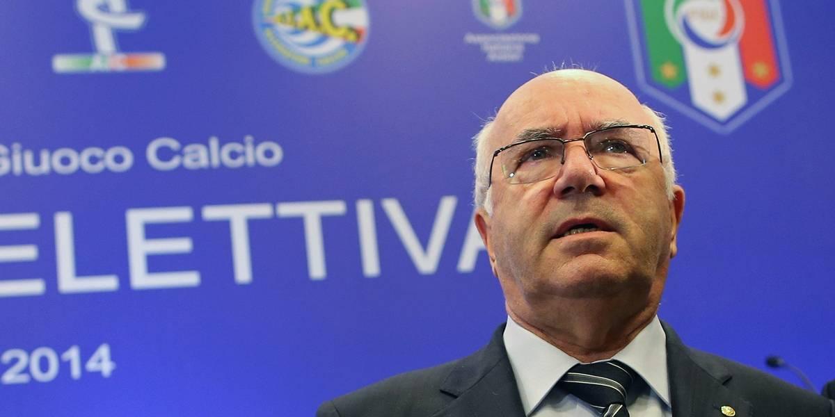 Presidente da Federação Italiana renuncia após país ficar de fora da Copa