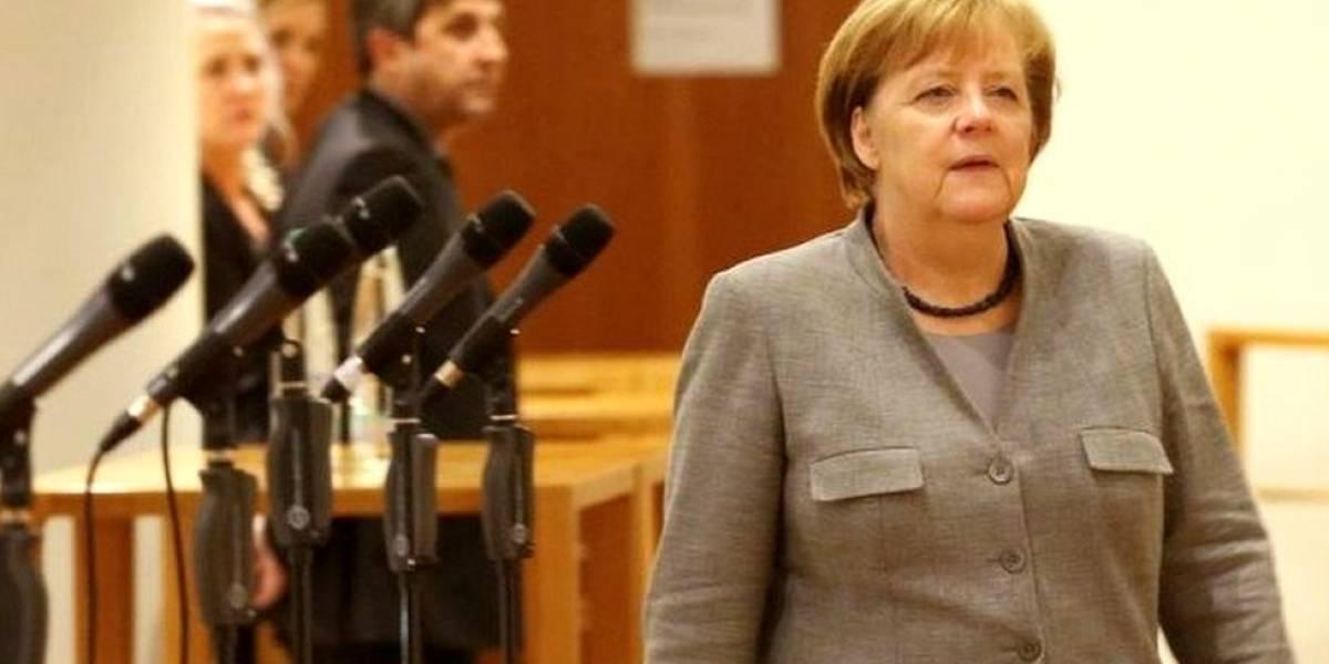 Crisis política en Alemania: Angela Merkel fracasa en su intento de formar una coalición de gobierno
