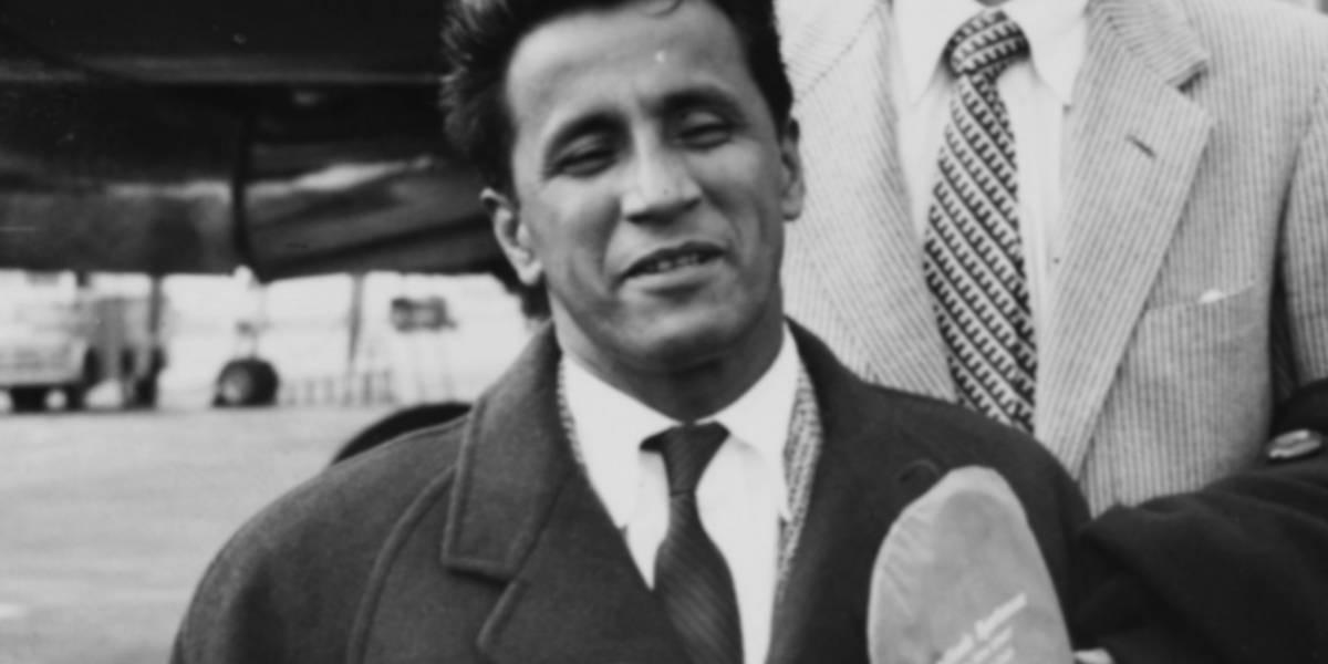 Muere el legendario Pancho Segura, el ecuatoriano que llegó a la cima del tenis y moldeó la carrera de Jimmy Connors