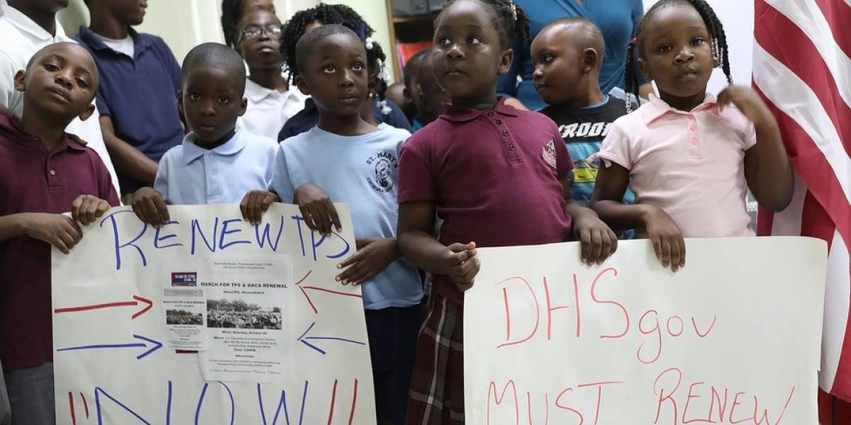 El gobierno de Estados Unidos pone fin al programa de protección temporal para inmigrantes de Haití