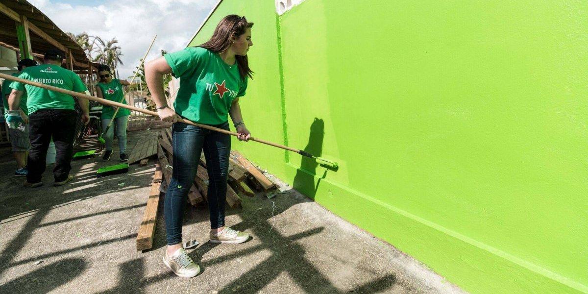 HEINEKEN destaca iniciativas para impulsar los comercios afectados por el huracán