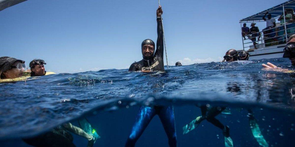 Alejandro Lemus, el mexicano que conquista las profundidades del océano