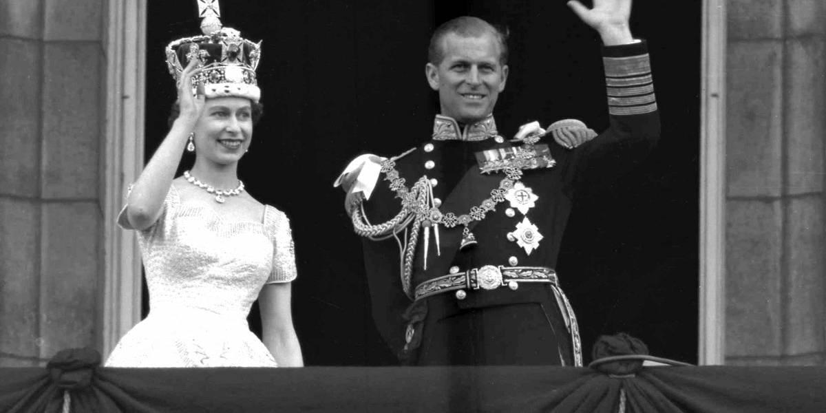 Reina Isabel II y el príncipe Felipe celebran 70 años de casados