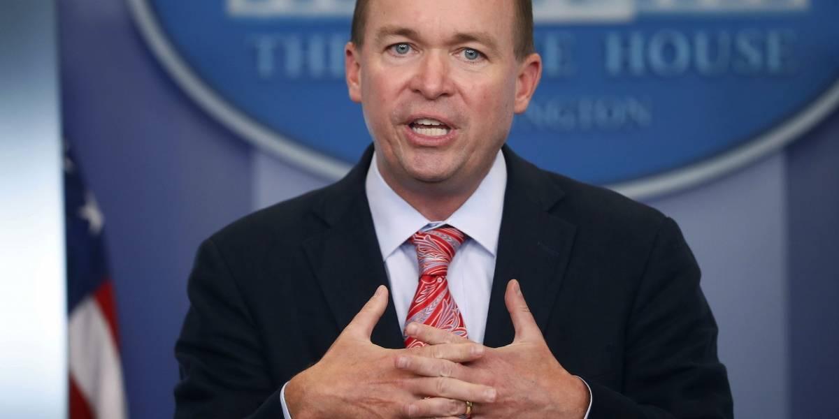 Casa Blanca busca acelerar aprobación de reforma fiscal