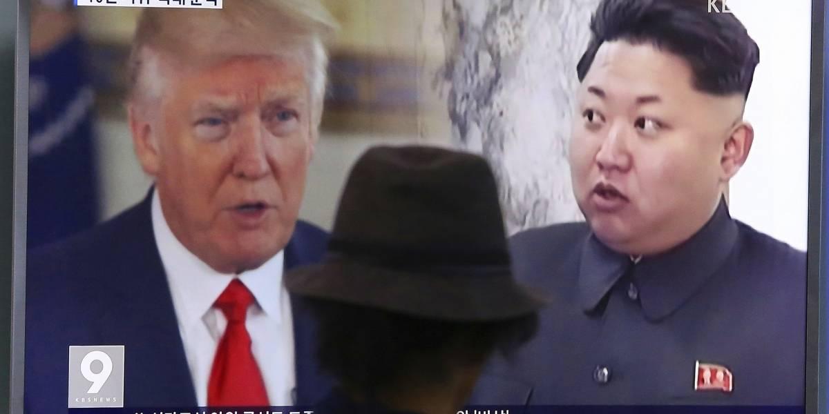 Trump declara a Corea del Norte como país 'patrocinador del terrorismo'