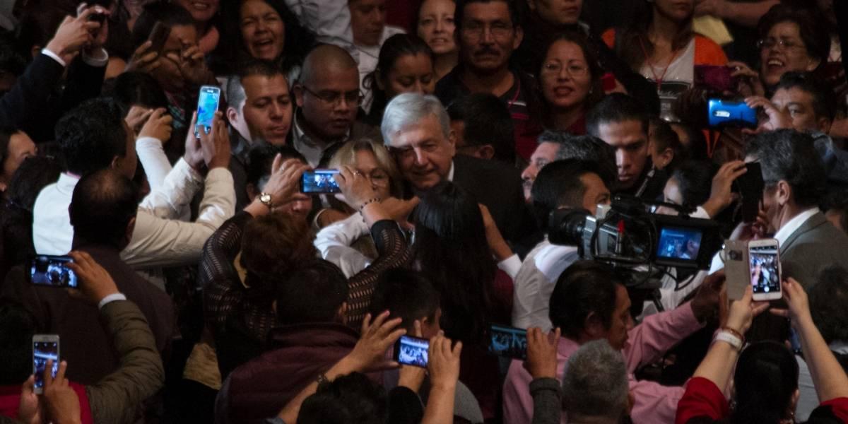 Congreso Nacional de Morena avala Proyecto de Nación 2018-2024