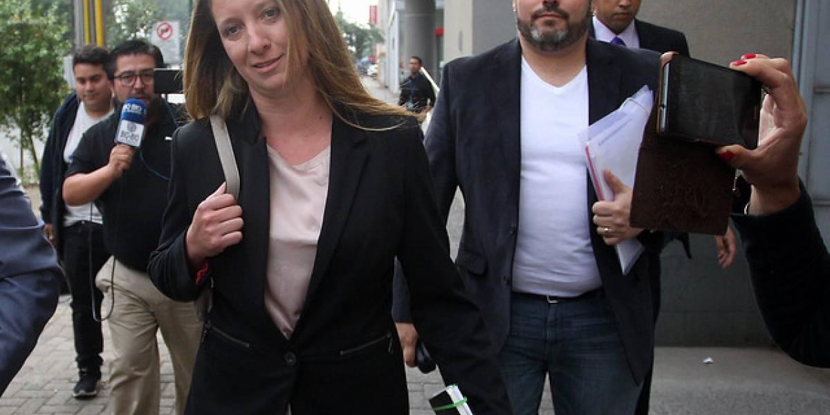 Caso Caval: tribunal autoriza a Natalia Compagnon a salir del país por negocios