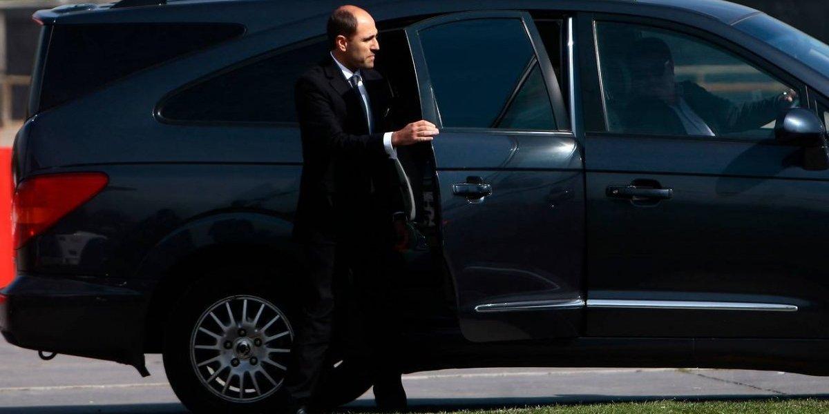 Los sobrenombres automovilísticos de Jadue y los jerarcas de la Conmebol para tapar los sobornos