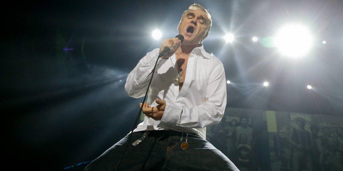 ¿Qué tan pronto es ahora?: Morrissey vuelve a Chile en diciembre