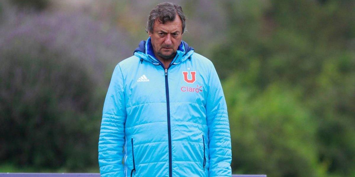 Luis María Bonini está internado en estado grave