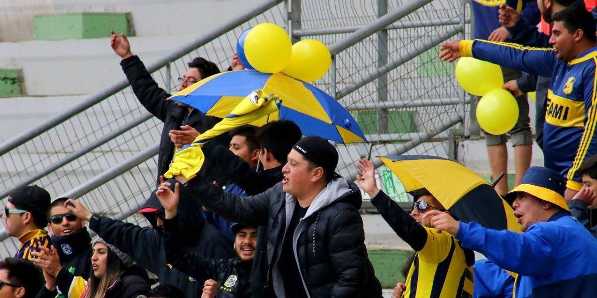 Everton comenzó la venta de entradas para el crucial partido con Colo Colo