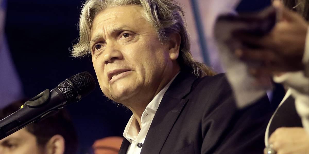 Alejandro Navarro: El segundo candidato menos votado en una elección