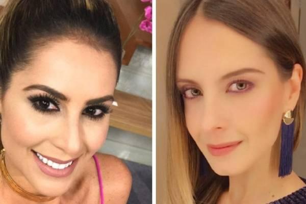 Carolina Soto y Laura Acuña