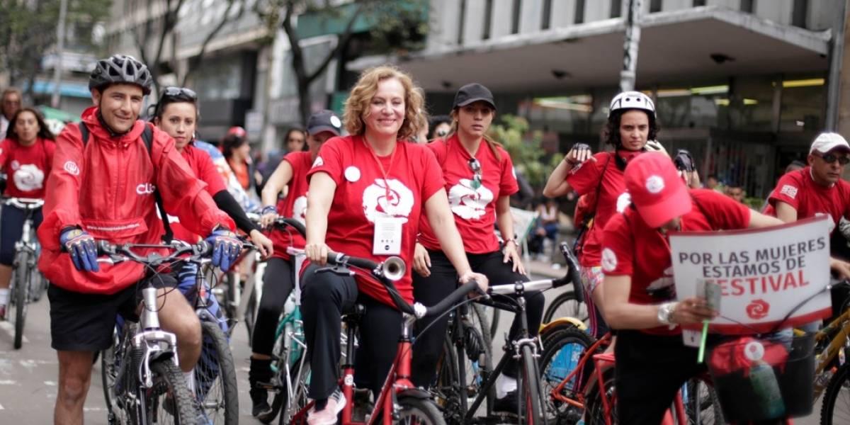 Alejandra Borrero combate la violencia de género con la IV edición del Festival 'Ni con el pétalo de una rosa'