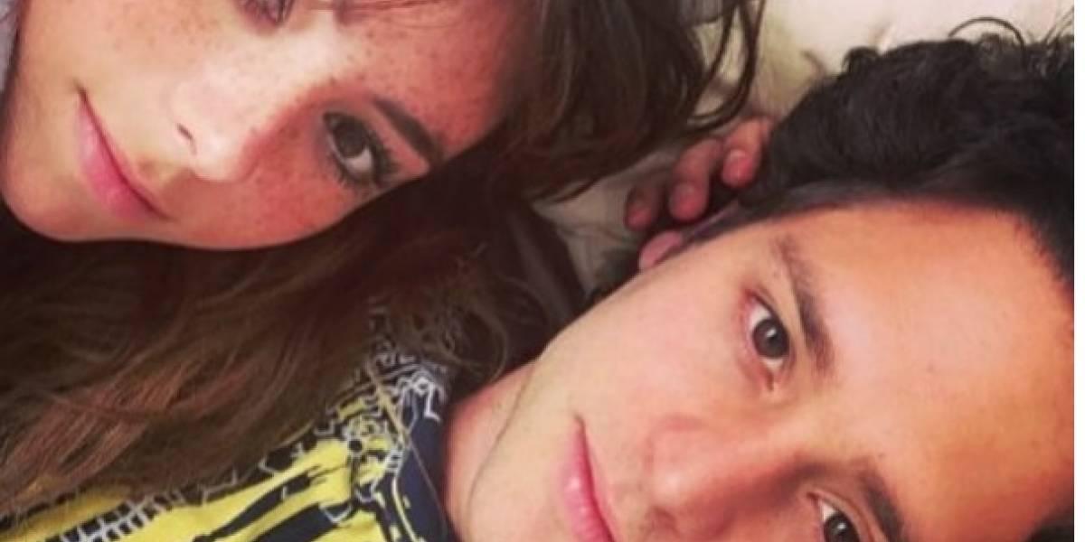 Natalia Téllez confiesa por qué terminó con Christopher Uckermann