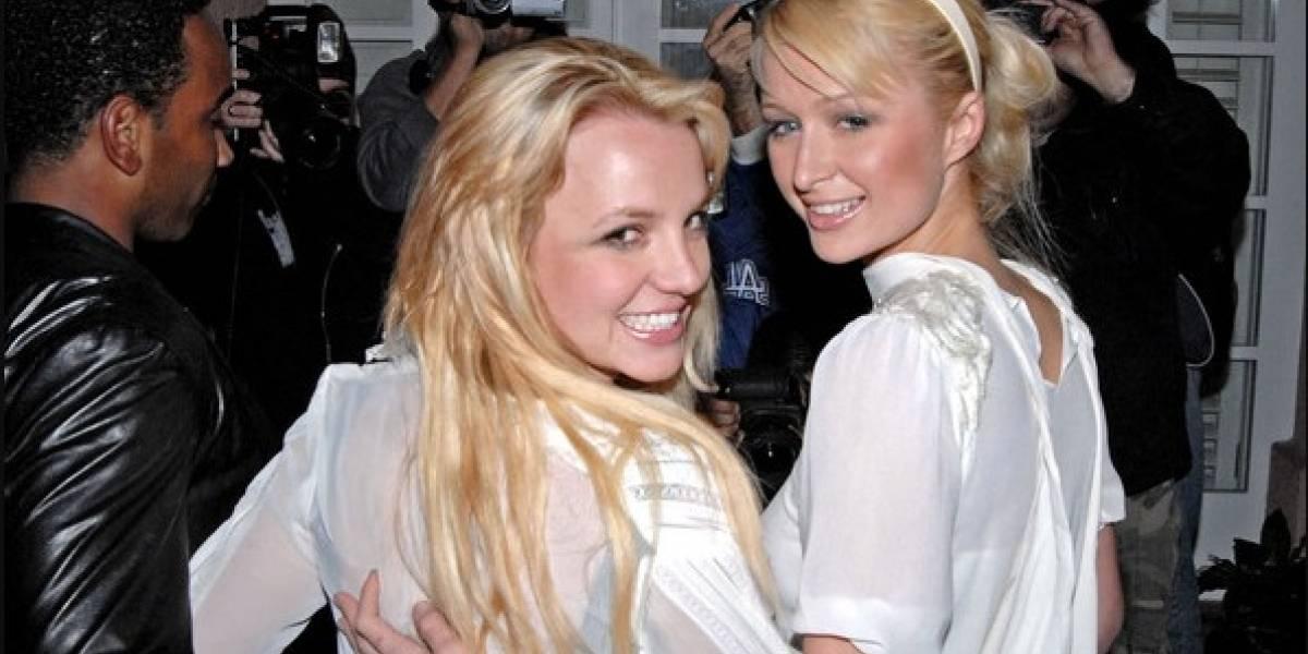 """Paris Hilton asegura que inventó la """"selfie"""" junto a Britney Spears hace 11 años"""