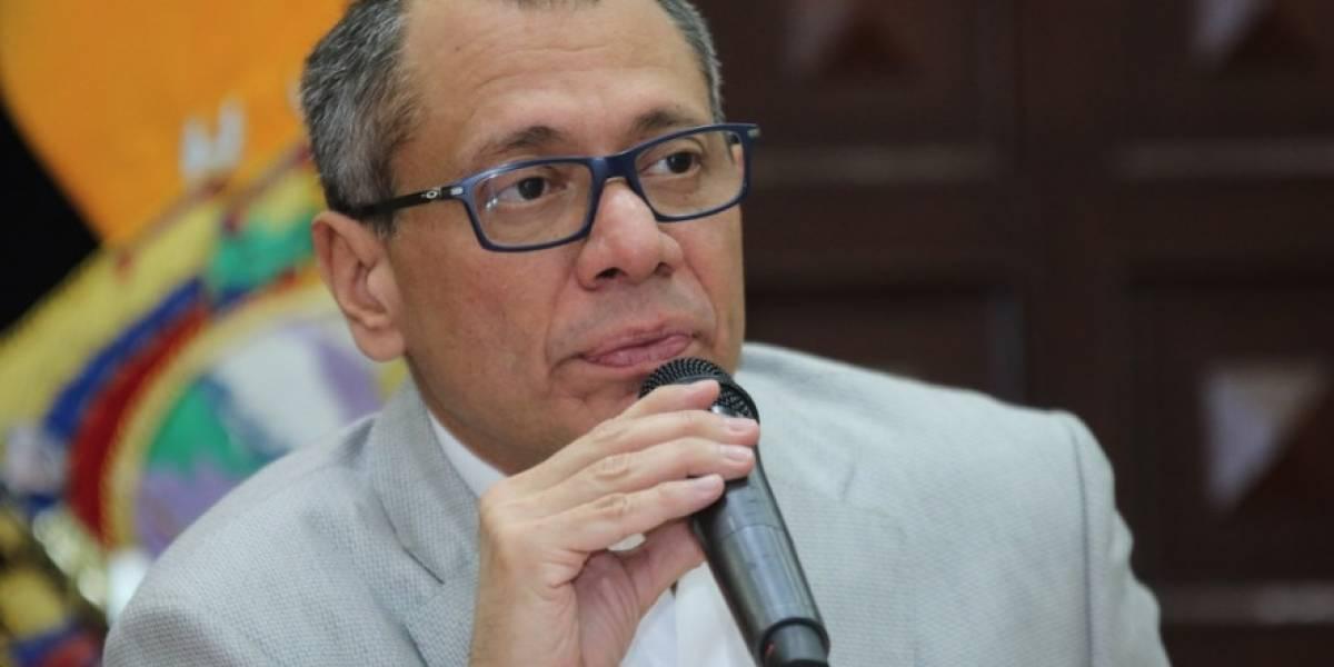 Odebrecht: Varios testigos en tres días de audiencia lenta contra Jorge Glas y otros procesados