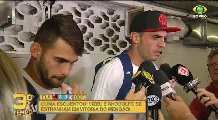 Flamengo Vizeu Rodolpho