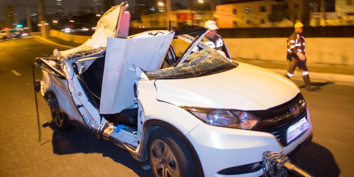 Morre juíza atingida por pedaços de ponte em São Paulo