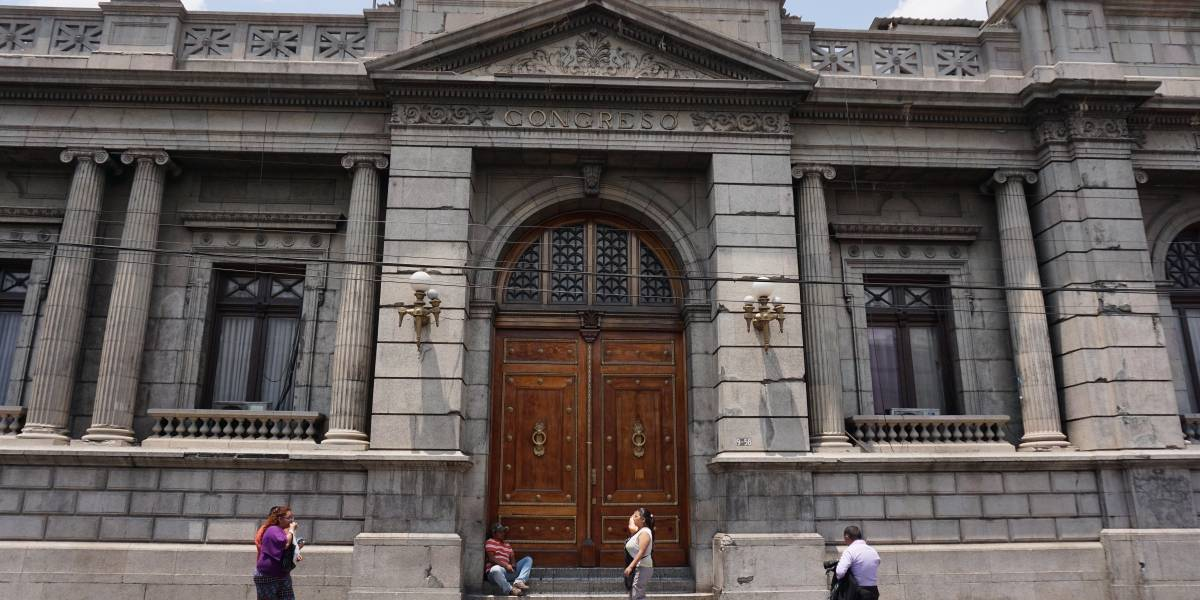 Entre 400 y 600 personas no son necesarias en el Organismo Legislativo, según diputados