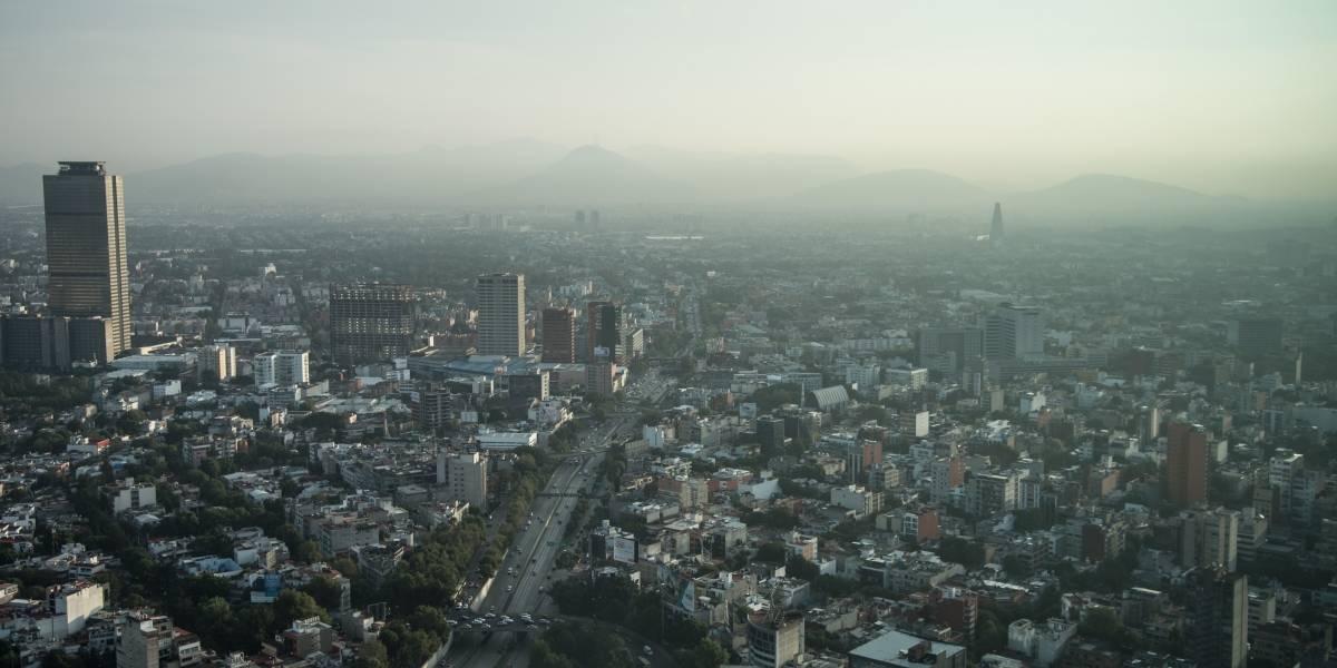Noreste del Valle de México amanece con mala calidad del aire