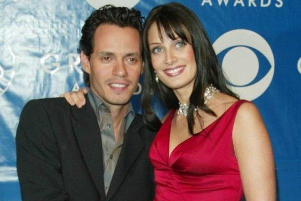 Marc Anthony y Dayanara Torres