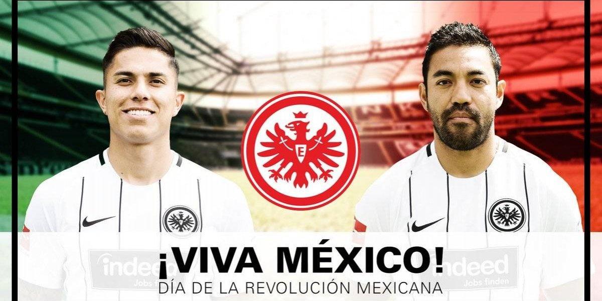 Equipos de futbol mundial conmemoran la Revolución Mexicana
