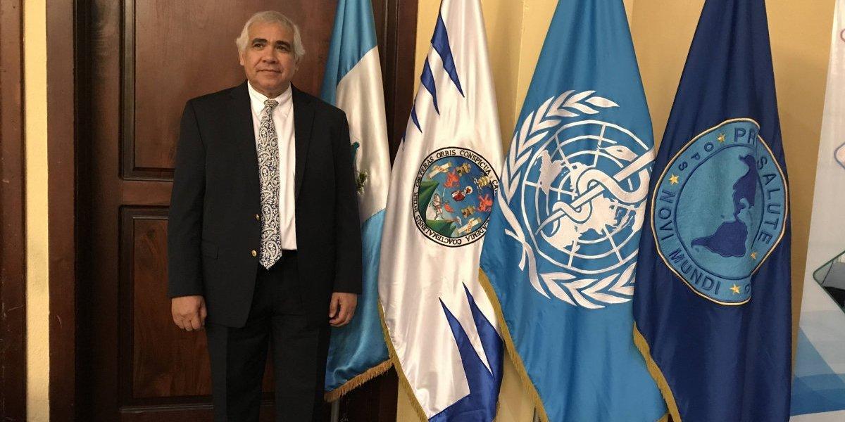 Profesor boricua recibe importante nombramiento en Guatemala