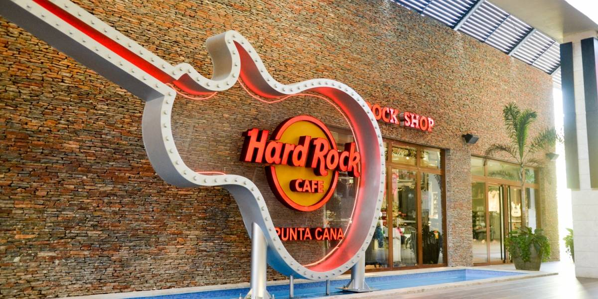 Hard Rock Café llega a Blue Mall Punta Cana