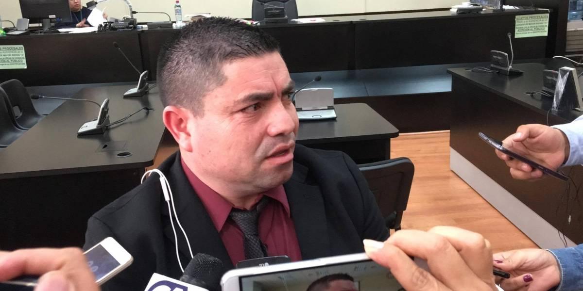 """Marvin Montiel, alias """"el Taquero"""", solicita visitas conyugales"""