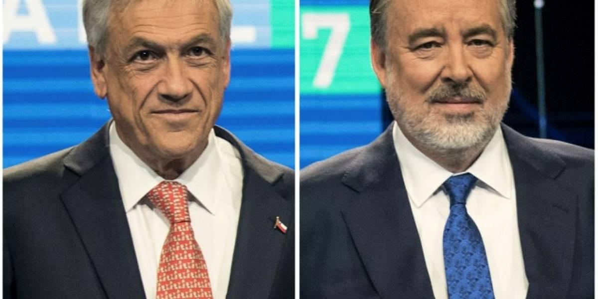 Segunda vuelta para definir al ganador de las elecciones en Chile