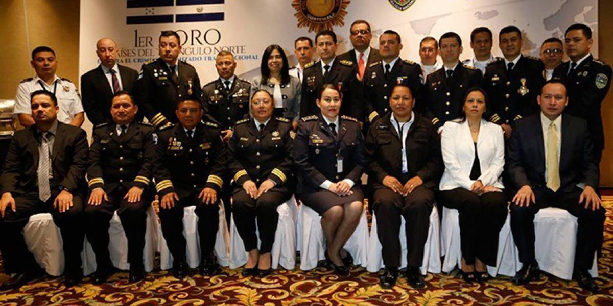 Guatemala es sede del Primer Foro de Países del Triángulo Norte contra el Crimen Organizado