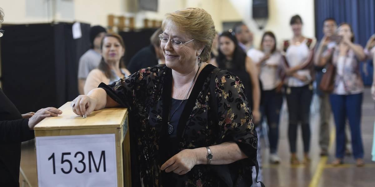 Destacó inédito voto de chilenos en el extranjero