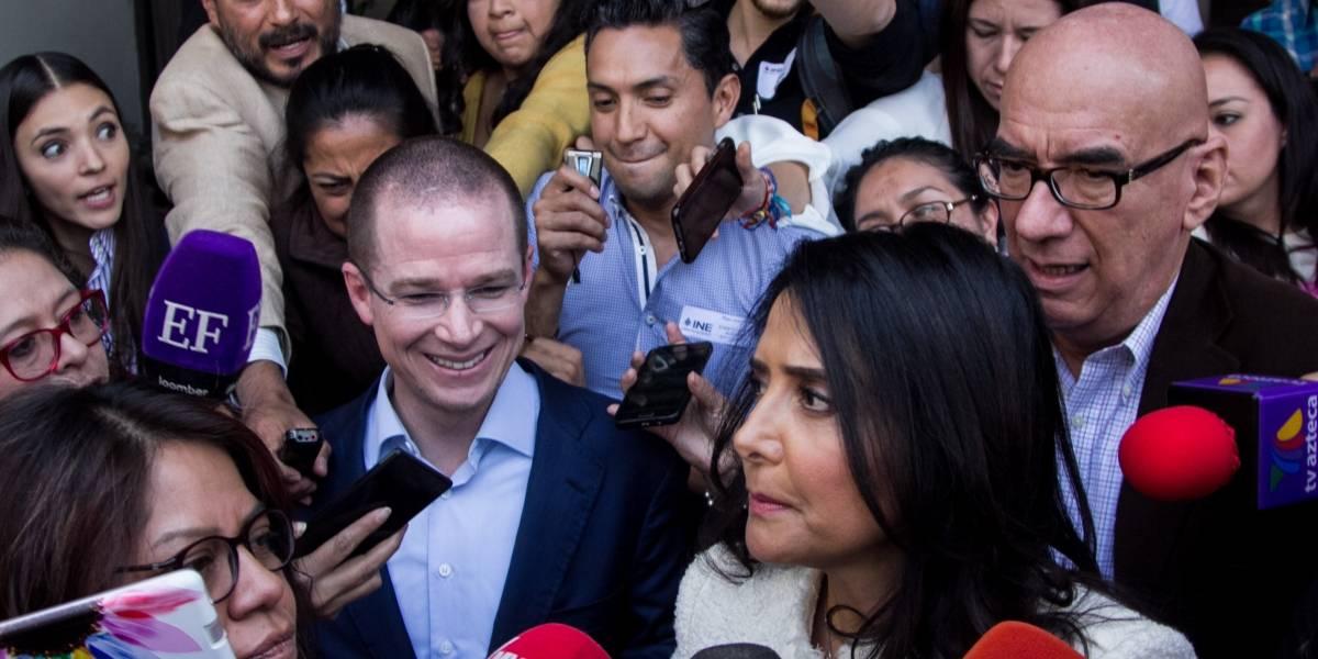 Frente Ciudadano por México registra plataforma ante INE