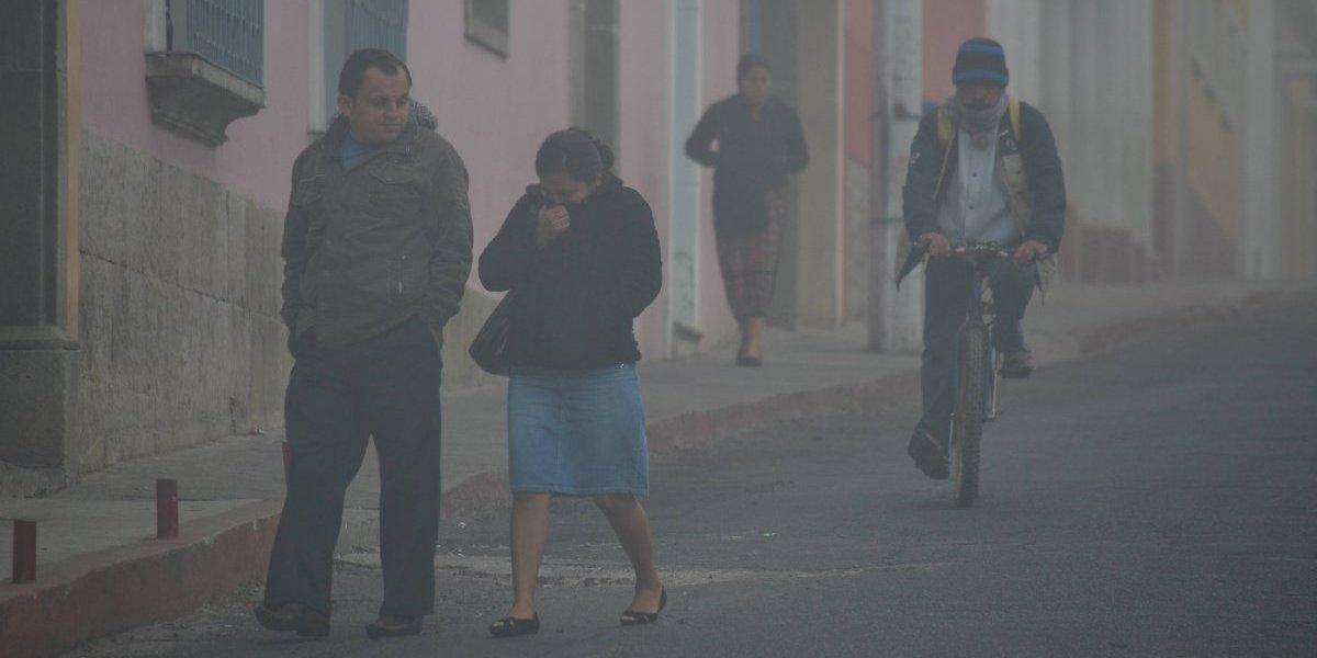 Guatemaltecos serán afectados por 14 frentes fríos