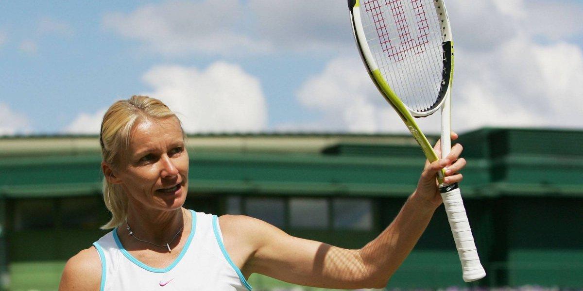 El Tenis está de luto por el fallecimiento de Jana Novotna