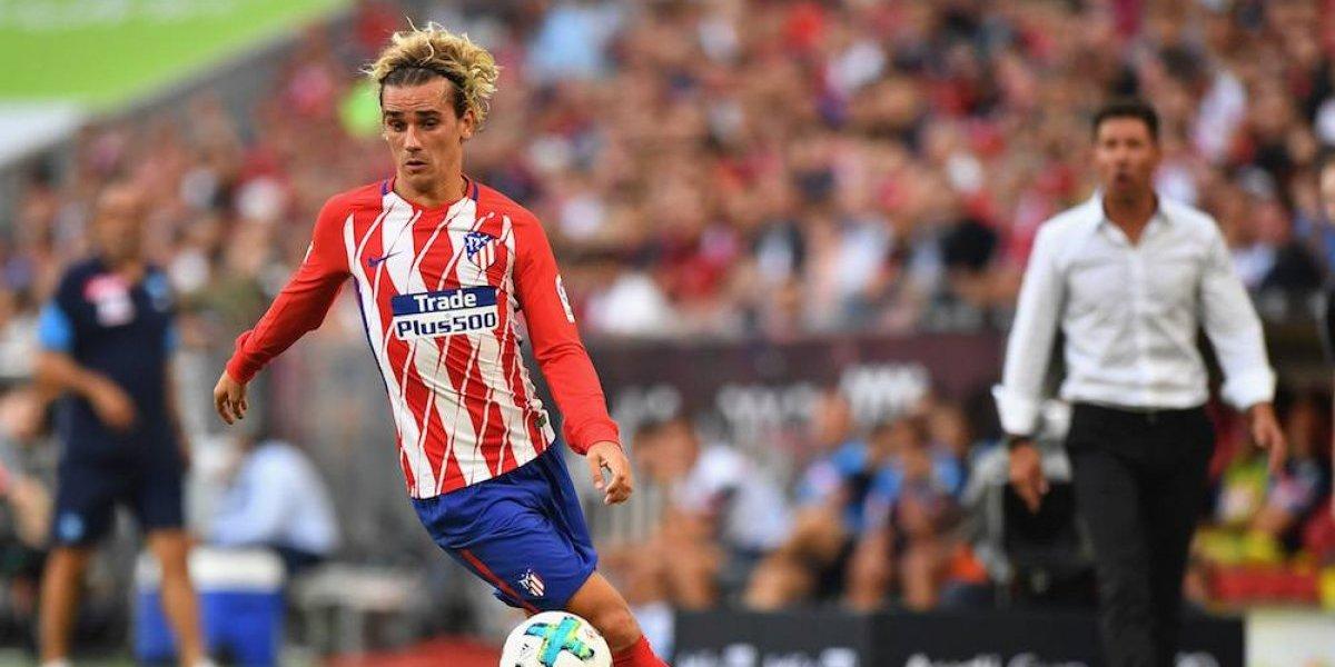Griezmann confirma que no se va del Atlético del Madrid