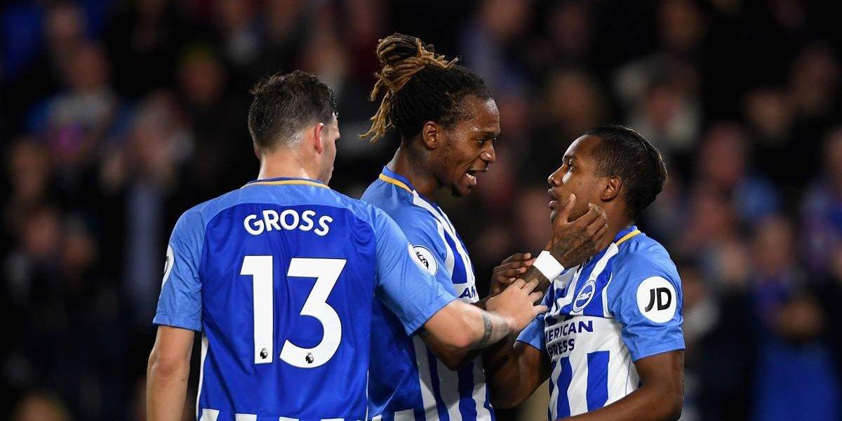 ¡Izquierdo sigue derecho! Nuevo gol con el Brighton en la Premier League