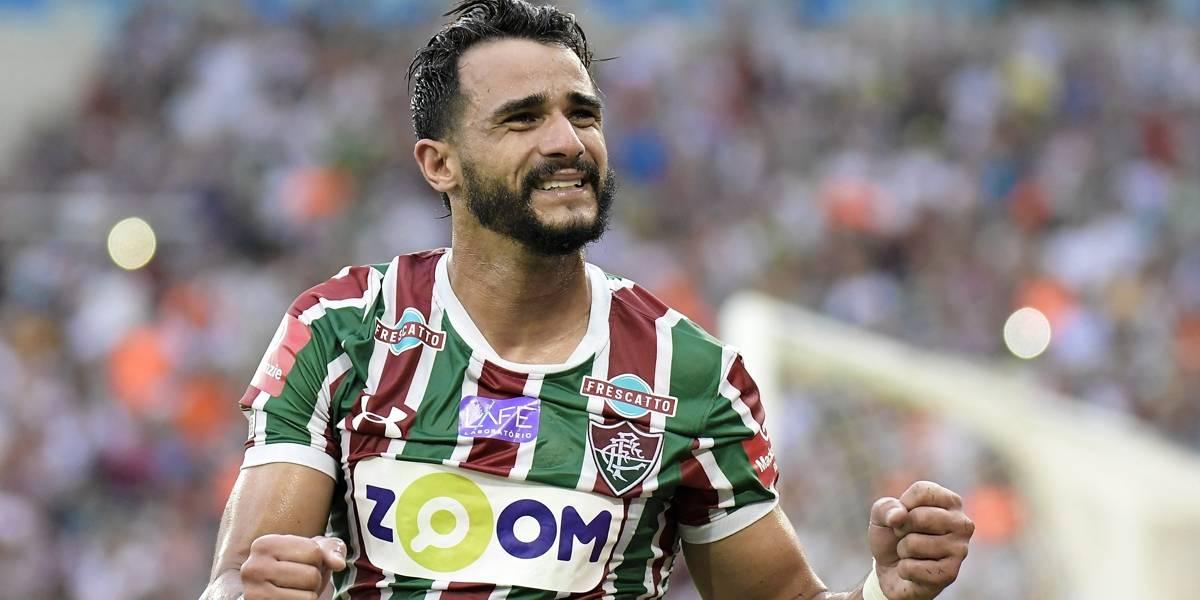 Dourado fala em tom de adeus ao Fluminense e avisa: 'Minha vontade é sair'
