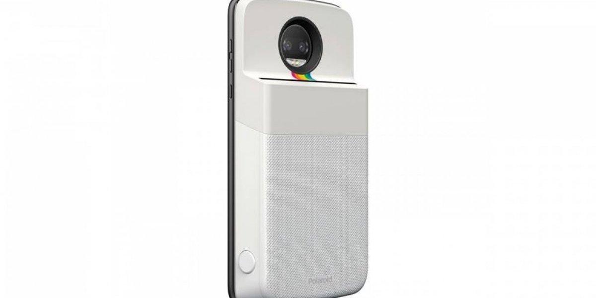 Ya podrás imprimir tus fotografías directo desde Moto Z